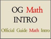 OG Math INTRO